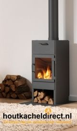 Lars 800 houtkachel Stove, Home Appliances, Living Room, Wood, Fireplace Ideas, Projects, House Appliances, Stove Fireplace, Kitchen Appliances