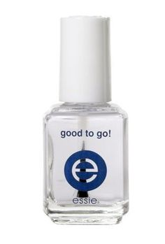 Best Top Coat. Ever. Essie Good To Go!
