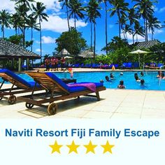 NAVITI RESORT FIJI 4 on sale till the 3rd of May  Family package from $2499 per family Based on 2 adults & 2 children 11 years & under 6 nights in a Garden View Room Return coach transfers with Meet & Greet Breakfast Daily BONUS OFFERS:  ROOM UPGRADE Free upgrade to an Ocean View Room (subject to availability) FOOD & DRINK All meals including breakfast lunch and dinner daily Unlimited Beverages throughout your stay including local spirts draught beer house wine sparkling wine and soft drinks…