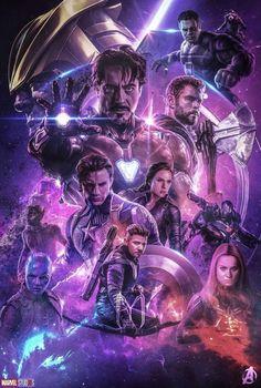 Fan Made Avengers Endgame poster by marveldigest - Marvel Universe Marvel Avengers, Marvel Comics, Hero Marvel, Iron Man Avengers, Marvel Films, Avengers Movies, Marvel Fan, Marvel Characters, Captain Marvel