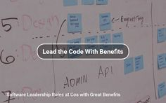 Software Leadership Roles at Cos with Great Benefits #benefits #engineering #leadership