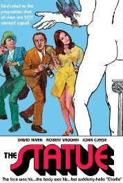 The Statue (1971) Poster