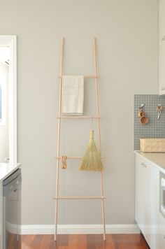 Scandi Home: DIY Decorative Ladder