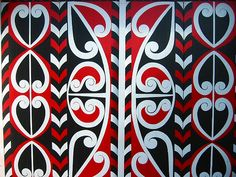 Maori design by Maori Designs, Maori Symbols, Maori Patterns, Zentangle Patterns, Marquesan Tattoos, Maori Tattoos, Borneo Tattoos, Tribal Tattoos, New Zealand Art