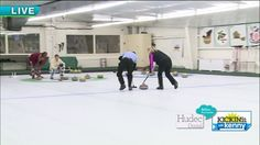 What does it take to master the sport of curling? Fox 8's Kenny Crumpton learned more about the game that is also referred to as chess on ice