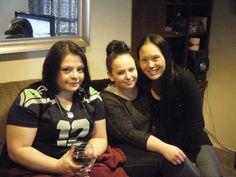 Trish, Felisha & Me