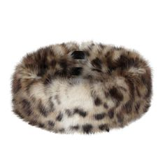 Cornflowerblue Color Name Winter Warm Ear Muffs Faux Fur Ear