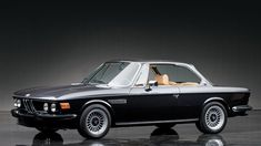 1974 BMW 3.0 CS E9 - Iconic Classic BMW coupe for sale at RM, via YouTube.