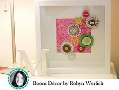 great use of shadow box from @amcrafts blog
