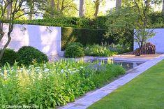 Chelsea 2014 Laurent -Perrier garden designed by Luciano Giubbilei