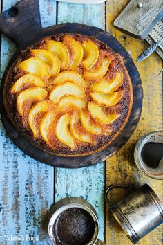 Cake Videos, Apple Pie, Caramel, Food And Drink, Grilling, Cooking Recipes, Sweets, Homemade, Cakes