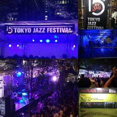 2016.09.02 TRI4TH 15th TOKYO JAZZ FESTIVAL @ 東京国際フォーラム TRI4THのフリーライブを見に東京国際フォーラムに行ってきました。 かっこいいよTRI4TH、感動して涙でたよ。 本日のプログラムは「ROCK THE...