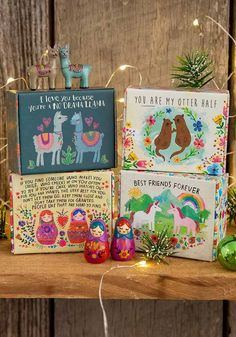 This Natural Life Lucky Little Tokens Set features 2 Adorable charms one to give and one to keep, in keepsake box with story of lucky charm inside Shop Now! Trending Christmas Gifts, Family Christmas Gifts, Gifts For Family, Best Friend Gifts, Your Best Friend, Inside Shop, Get Happy, Best Friends Forever, Little Boxes