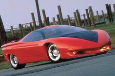 1988 Pontiac Banshee IV Concept