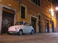 Fiat 500 – photo by Ran Glusman