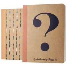 Journal Set / The Curiosity Shoppe at Target