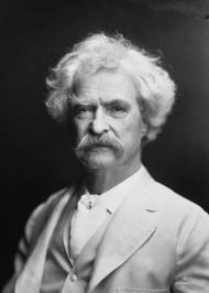 """""""Anger is an acid that can do more harm to the vessel in which it is stored than to anything on which it is poured.""""   ― Mark Twain"""