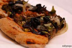 Pyszne, Wegetariańskie, Bezglutenowe: Pizza na gryczanym cieście