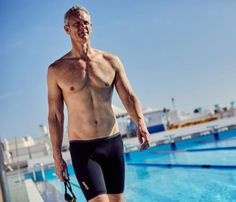 Six-time world champion Olympic swimmer, Mark Foster comes out as gay Mark Foster Swimmer, Olympic Swimmers, World Records, World Championship, Olympic Games, Celebrity Gossip, Swim Trunks, The Guardian, Coming Out