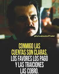 Resultado de imagen de frases de pablo escobar Pablo Escobar Quotes, Bruce Lee, Mafia, Memes, Fictional Characters, Asd, Orlando, Netflix, Truths