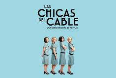 Watching TV Series  Las chicas del cable  [Learn Spanish] (Spain)