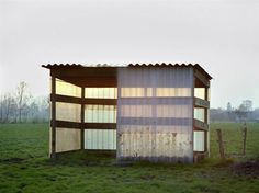 filip dujardin Contemporary Photography, Art Photography, Building Skin, Little Houses, Architecture, Abandoned, Gazebo, Cool Art, Shed