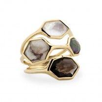 Ippolita gold ring