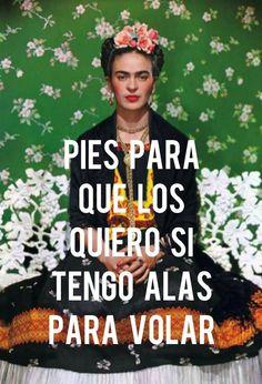 Soy simplemente soy Frida Kahlo. | Frida Kahlo | Pinterest | Frida ...