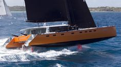 Explore the Mexican Caribbean with Cancun Catamaran Charters Catamaran Charter, Sailing Catamaran, Best Yachts, Buy A Boat, Storm Surge, Boats For Sale, Great Lakes, Home And Away, Pacific Ocean