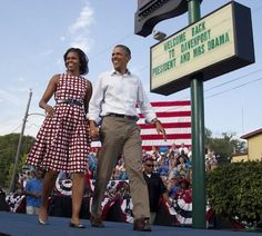 IN BEELD. Zo stijlvol is Michelle Obama - De Standaard: http://www.standaard.be/cnt/dmf20170106_02660776