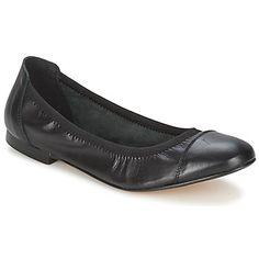 53€, antes 70 sin talla Sucumbimos al encanto de esta bailarina firmada por la marca Betty London. Un modelo 100% tendencia gracias a su corte en piel de color negro, será el accesorio indispensable. El forro de la bailarina Pivoine está compuesto de cuero. La suela en sintético del modelo  Pivoine es garantía de confort y durabilidad al mismo tiempo. ¡Una verdadera joya! - Color : Negro - Zapatos Mujer 52,50 €