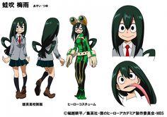 Resultado de imagen de boku no hero academia protagonistas
