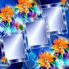 Xfx6-38x-1 Best Flower Wallpaper, 3d Nature Wallpaper, Beautiful Nature Wallpaper, Family Picture Frames, Picture Frame Decor, Frame Border Design, Photo Frame Design, Rose Frame, Flower Frame