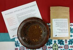 Bits and Boxes: RawSpiceBar January 2015 The Spice Route: Native American + Coupon Code