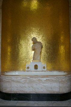 un palais art dco dans la campagne anglaise eltham palace prs de londres - Salle De Bain Decoration Indienne
