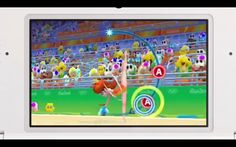 Image result for mario and sonic at the rio 2016 olympic games rosalina