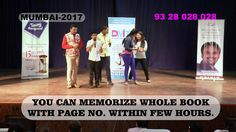 On The Sport Demo After MAgic Of Memory Training By Dhyey Vyas Mumbai 2017