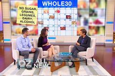 Eat Clean! Whole30 Elimination Plan: An underground health movement is sweeping the nation and it's gone viral.