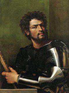 Retrato de Giovanni de Médici y Sforza