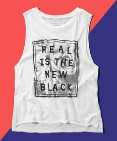 The A&F T-Shirt With A Truly Positive Message #refinery29  http://www.refinery29.com/abercrombie-and-fitch-anti-bullying-campaign