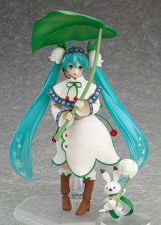 figma Snow Miku: Snow Bell ver. - Rinkya! Japan Auction & Shopping