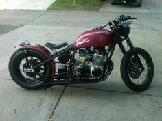 bobber | Motorcycle Photo Of The Day
