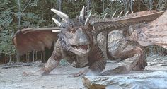 Draco from 'Dragonheart'-Seriously the best part of this movie was this character! :)
