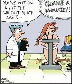 Heb jij een trucje om (iets) minder te wegen tijdens de weegdag? #WeightWatchers