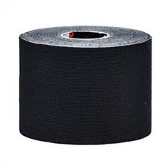 An elastic therapeutic tape which is effective for treating a wide range of sports injuries. Applying Kinesiology tape to an affected area helps to lift the skin allowing increased lymphatic fluid and blood flow. Kinesiology Taping, Tape, Stuff To Buy, Accessories, Band, Ice, Jewelry Accessories