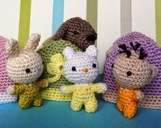 2000 Free Amigurumi Patterns: Bunny