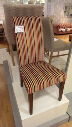 John Lewis Patricia upholstered dining chair