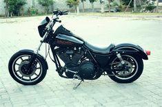 Sweet FXR! Best handling Harley