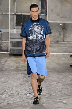 Givenchy SpringSummer 2016 Collection - Paris Fashion Week - DerriusPierreCom (19)