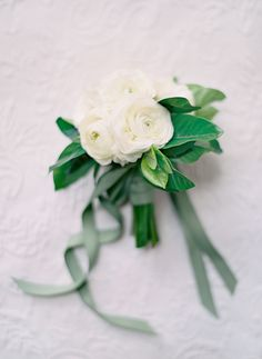 Cream white ranunculus bouquet: http://www.stylemepretty.com/2015/12/02/new-take-on-neutral-bouquets/